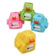 Pixel Duck - Throw some fun into your next marketing campaign with these colorful 8 bit pixel rubber ducks!