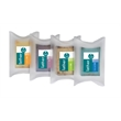 Lather x 4 Set - Set of four glycerin soaps.
