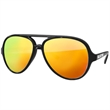 Aviator Mirror Sunglasses - Quality polycarbonate sunglasses with mirror UV400 lenses available in 10 colors.