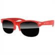 Club Sport Sunglasses w/ 1-color imprint - Quality PC Club Sport sunglasses with dark UV400 impact resistant PC lenses.