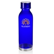 25.5 oz. Plastic Water Bottle with Twist Lid