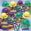 Mardi Gras Party Kit for 25