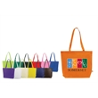 Promo Jumbo Shopping Tote - Large capacity shopping tote. Recyclable.
