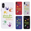 Full Color Hard Phone Case X - Hard Phone Case X.  Compatible with iPhone X.