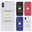 Full Color Soft Phone Case X - Soft Phone Case X. Compatible with iPhone X.