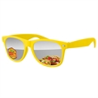 Retro Mirror Sunglasses - Quality polycarbonate sunglasses with mirror UV400 lenses available in 10 colors.