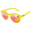 Vicky Mirror Sunglasses w/ 1-color imprints - Quality PC Vicky sunglasses with mirror UV400 impact resistant PC lenses.