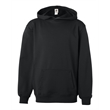 Badger Youth Performance Fleece Hooded Sweatshirt - Youth moisture-management pullover hooded sweatshirt. Blank product.