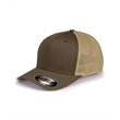 Flexfit Trucker Cap - Structured, 6-panel cap with a hint of spandex. Blank product.