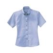 Red Kap Women's Poplin Dress Shirt Extended Sizes - Women's Poplin Dress Shirt Extended Sizes