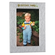 "4"" x 6"" Brio Photo Frame - Aluminum photo frame, holds 4"" x 6"" photo."