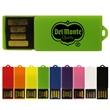 Monterey USB Flash Drive - Lightweight and thin USB flash drive.
