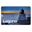 Laguna USB Flash Drive (Overseas) - Thin USB flash drive.