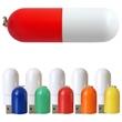 Vail USB Flash Drive (Overseas) - Pill shape USB flash drive