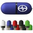 Boulder USB Flash Drive (Overseas) - Capsule Shaped USB Drive