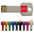 """Columbus USB Flash Drive (Overseas) - USB Flash Drive. Dimensions: 2.25"""" x 0.95"""" x 0.1""""."""