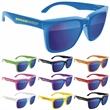 Bold Sunglasses - Mirror - Bold sunglasses with mirror lenses.