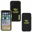 DualPro® Phone Case X - Phone case with scratch resistant rigid polycarbonate outer shell.