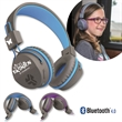 JBuddies™Over-the-Ear Headphones - Youth Size-Bluetooth - Youth-sized, over-the-ear, Bluetooth headphones with foldable hinges, cushioned adjustable headband and drawstring carrying pouch