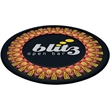 "Pulpboard Coaster - 3-1/2"" Rd While Supplies Last - 35 pt. Pulp Board Coaster."