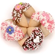 Mother's Day Gourmet Fortune Cookies-Individually Wrapped - - Mother's day gourmet fortune cookie.