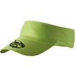 Stretch-It™Visor - Sun visor that's constructed of stretchable polyester with UV protection; one size fits most.