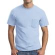 Gildan Ultra Cotton 100% Cotton T-Shirt with Pocket