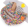 Congrats! Giant Fortune Cookie - Send your BIGGEST Congratulations in our Congrats! Giant Gourmet Fortune Cookie.