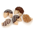 Classic Hand-Dipped Gourmet Fortune Cookies - Classic hand dipped, gourmet freshly baked fortune cookies.