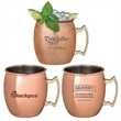 Annapurna Copper Plated Moscow Mule Mug - 17 oz. copper plated stainless steel mug is perfect for creating your own Moscow Mules.