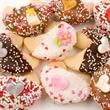 Wedding Gourmet Fortune Cookies - Wedding, hand dipped, gourmet fortune cookie.