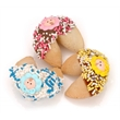 New Baby Hand-Dipped Gourmet Fortune Cookies - New baby girl, hand dipped, gourmet fortune cookie.