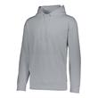 Augusta Sportswear Youth Wicking Fleece Hooded Sweatshirt - Youth Wicking Fleece Hooded Sweatshirt