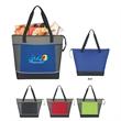 "Mega Shopping Kooler Tote Bag - Mega Shopping Kooler Tote Bag. Made Of 600D Polyester.  PEVA Lining.  28"" Nylon Web Carrying Handles.  Zippered Main Compartment."