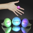 Color changing LED mood ring