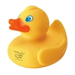 Rubber Duck - Rubber duck, floats on water or use as a stress toy.