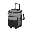 Dash Rolling Cooler - Rolling cooler with insulated leak proof lining.