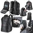 Basecamp®  Mammoth Backpack - TSA friendly full zip padded tech backpack