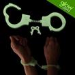 Glow In The Dark Handcuffs, Blank