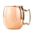 17 Oz. Mirror Polished Copper Plated Moscow Mule - 17 Oz. Mirror Polished Copper Plated Stainless Steel Moscow Mule Mug,