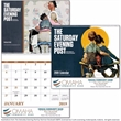 Spiral The Saturday Evening Post Appointment Calendar