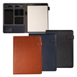 Tuscany™ Tech Padfolio - Our exclusive product. Padfolio made of soft faux leather Italian PU with magnetic tab closure.