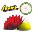 Slinky® Adhesive Notes - Round - 100 Sheets - Slinky® Adhesive Notes - Round - 100 Sheets
