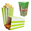 Popcorn Basket Chips Box Container
