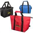 Collapsible Cooler Tote - Collapsible insulated cooler tote bag.
