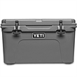 Charcoal YETI Tundra 35 Cooler - This AUTHENTIC YETI Tundra 35 is a portable and durable cooler that is great for a small excursion.