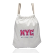 Oversized Canvas Drawstring Bags