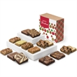Christmas Bar & Brownie Combo - Celebrate Christmas with gourmet brownies and buttery bars