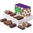 Christmas Sprite Dozen - Express your Christmas wishes with all 12 enchanting flavors of snack-size brownies.