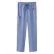 Jockey Classic Unisex Drawstring with Elastic Pant - Jockey Classic unisex pants featuring a full drawstring tie-waist with elastic, a deep cargo pocket, and a back hip pocket.